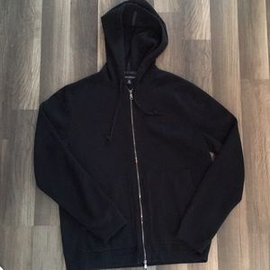 Banana republic hooded jacket